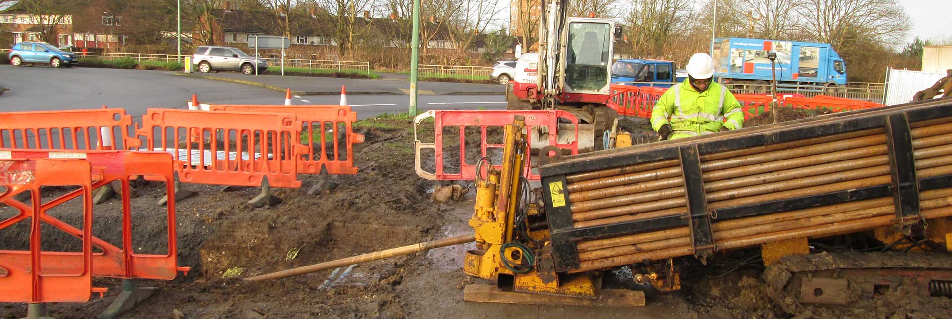 Directional Drilling harlow