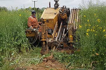 Directional Drilling in Ardleigh